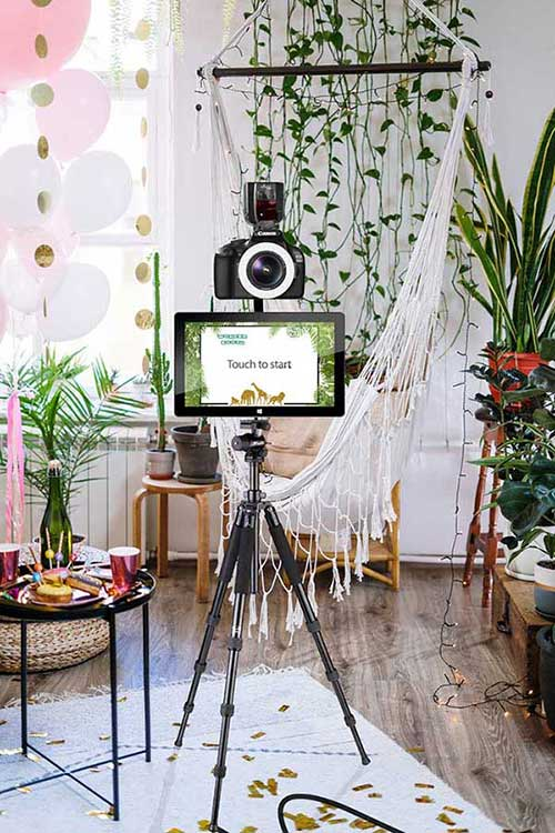 The wedding photo booth hire machine that is sure to add fun at your weddings