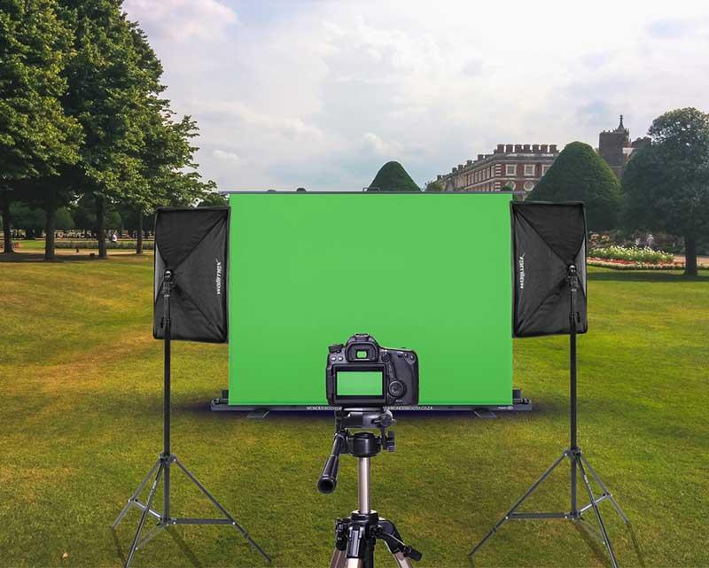 Greenscreen Photo Booth Hire Gauteng